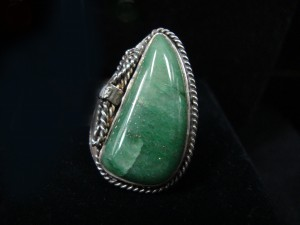 Авантюрин – пръстен – N126 | Aventurine – ring – N126