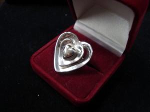 Пръстен сърца – N190 | Hearts Ring – N190