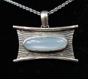 Лунен камък – медальон – N144 | Moonstone – pendant – N144