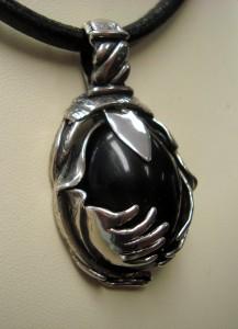 Оникс – медальон – N245 | Onyx – pendant – N245