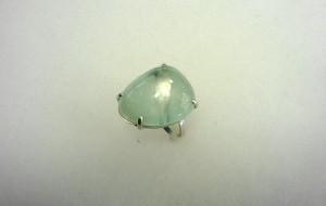 Аквамарин – пръстен – N255 | Aquamarine – ring – N255