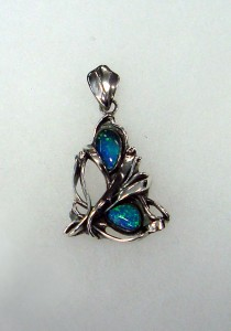 Опал – медальон – N266 | Opal – pendant – N266