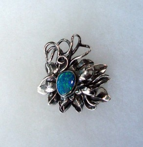 Опал – медальон – N264 | Opal – pendant – N264