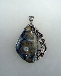 Коралит – медальон – N294 | Coralite – pendant – N294