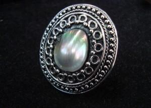 Таитянска Перла – пръстен – N389 | Tahitian Pearl – ring – N389