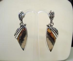 Ахат Рабово – обеци – N432 | Agate Rabovo – earrings – N432