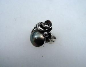 Таитянска Перла – пръстен – N499 | Tahitian Pearl – ring – N499