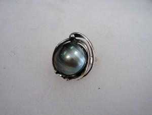 Таитянска Перла – пръстен – N502 | Tahitian Pearl – ring – N502