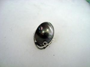 Таитянска Перла – пръстен – N503   Tahitian Pearl – ring – N503
