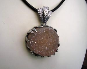 Друза – медальон – N455 | Druse – pendant – N455