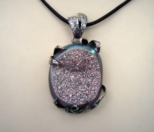 Друза – медальон – N456 | Druse – pendant – N456