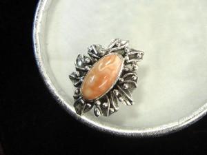 Родонит – пръстен – N442 | Rhodonite – ring – N442