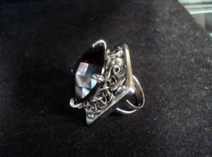 Цирконий – пръстен – N577 | Cubic Zirconia – ring – N577