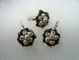 Перли – комплект – N602 | Pearls – set – N602