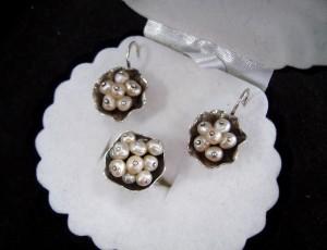 Перли – комплект – N634 | Pearls – set – N634