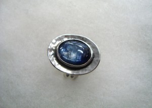Кианит Перу – пръстен – N668 | Kyanite Peru – ring – N668