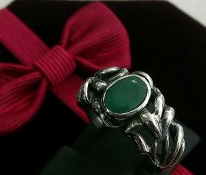 Изумруд – пръстен – N697