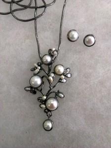 Перли – комплект – N736